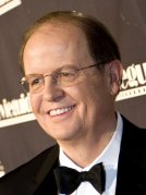 Ted Baehr smiling color