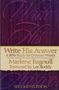 Write His Answer cover001