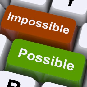 Possible And Impossible Keys Show Optimism And Positivity