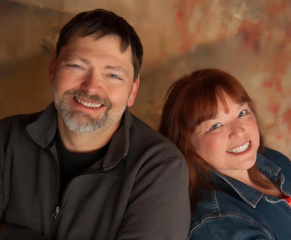 Tracie & Jim Peterson Jan 2014