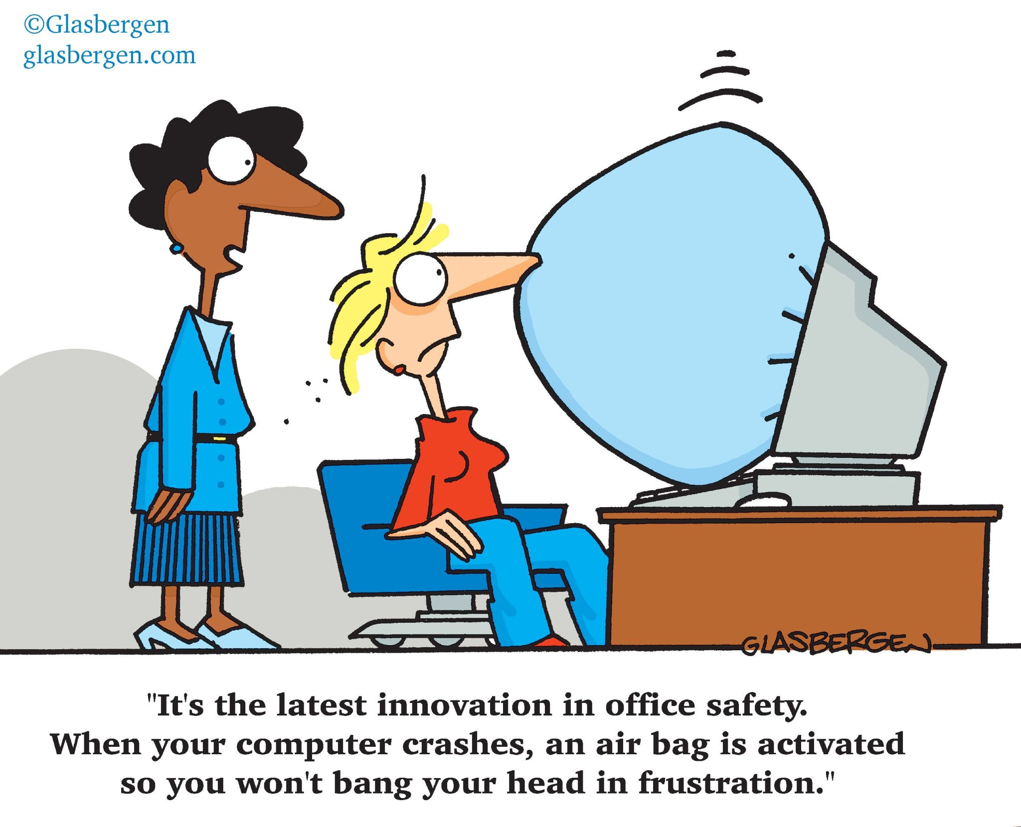 computer airbag 781