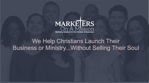 Marketers on a Mission logo