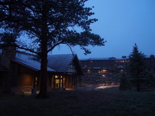 Lodge at nt