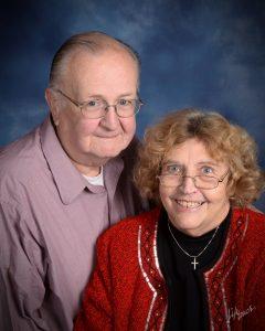 Paul & Marlene